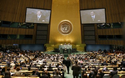Pope Francis Delivers the Naturally Intelligent Message to the UN