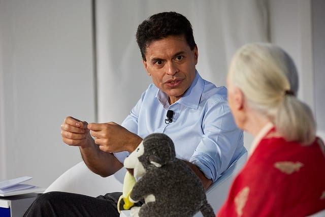 World Economic Forum _ Sanjay Gupta- Jane Goodall_Natural Intelligence